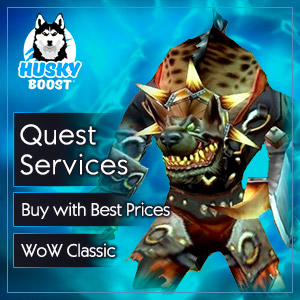 Quests Boost WoW Classic Service
