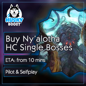 Buy Ny'alotha Heroic Single Bosses