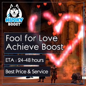 Buy Fool for Love Achievement Boost