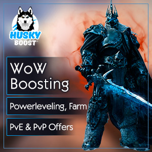 Cheap Boosting Service in WoW