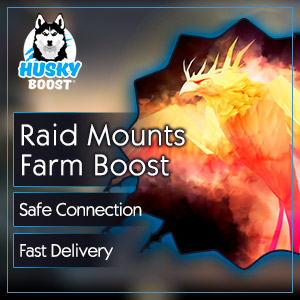 Wow Raid Mounts Farm Boost