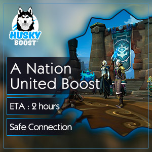 Buy A Nation United Quest Boost