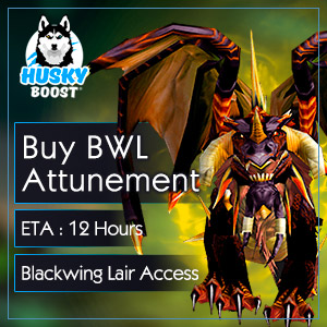 Buy Blackwing Lair Attunement Boost