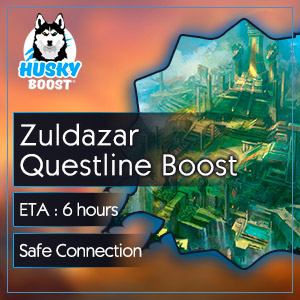 Buy Zuldazar Questline Boost