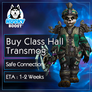 Class Hall Transmogrification Boost