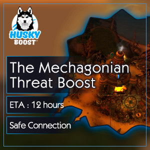 Buy The Mechagonian Threat Boost