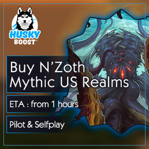 Buy N'Zoth Mythic Boost US Realms