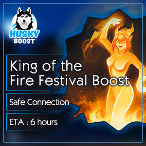 Buy King of the Fire Festival Boost