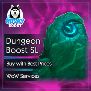Buy Shadowlands Dungeon Boost