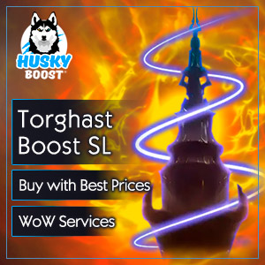 Buy Torghast Boosting Services