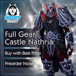 Buy Castle Nathria Full Gear Boost