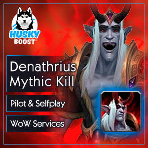 Buy Sire Denathrius Mythic Boost