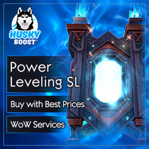 Power Leveling in WoW Shadowlands