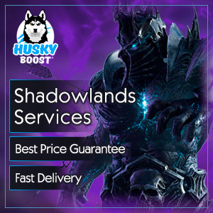 Buy WoW Shadowlands Boost Service