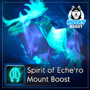 Buy Spirit of Eche'ro Mount Boost