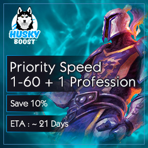 Priority Speed 1-60 + 1 Profession (save 10%)
