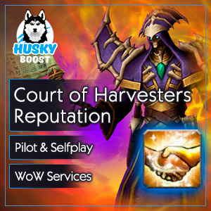 Court of Harvesters Reputation Boost