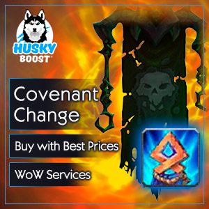 Covenant Change Boost Service in SL