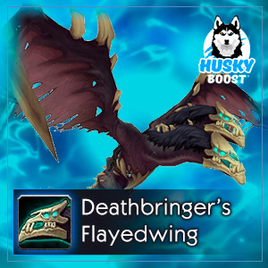 Deathbringer's Flayedwing Mount Boost