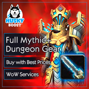 Full Mythic+ Dungeon Gear Boost