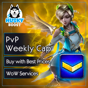 PvP Weekly Cap Service in WoW SL