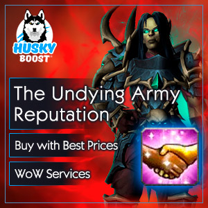 The Undying Army Reputation Boost