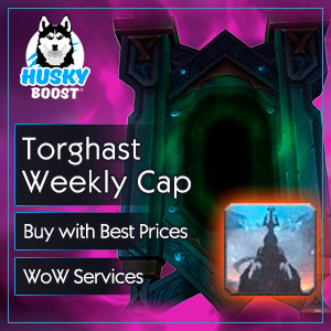 Torghast Weekly Cap Boost Service
