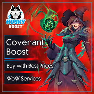 Buy Covenant Boost Services in SL