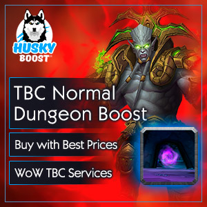 Normal Dungeons Boost Service in WoW TBC