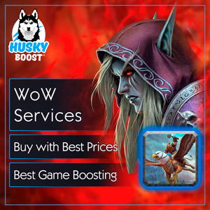 World of Warcraft Boost Services